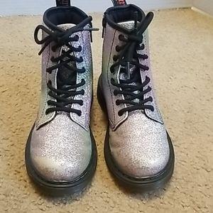 Dr. Martens 1460 Glitter J Boots